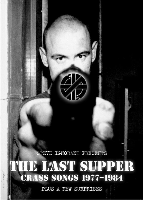 Steve Ignorant - The Last Supper Tour and book release