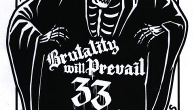 Hardcore bruisers 33 announce killer London show