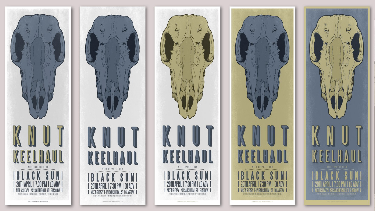 Black Sun to support Knut and Keelhaul in Glasgow