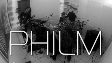 PHILM – The making of Harmonic and Held In Light video