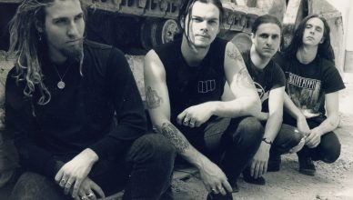 Neurosis' long out-of-print second album The Word As Law reissue out today, now streaming