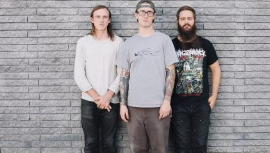 Dead in the Dirt: Writing process of debut LP complete