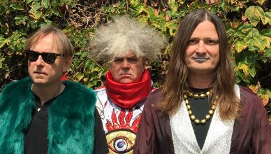 Major League Baseball stream the new Melvins LP, Basses Loaded, out now!