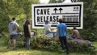 Cave singles compilation, entitled Release, due on Drag City in October, European tour dates confirmed this September