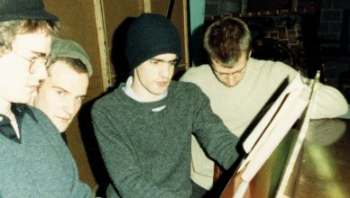 "Listen to the First Demo version of ""Merchandise"" by Fugazi"