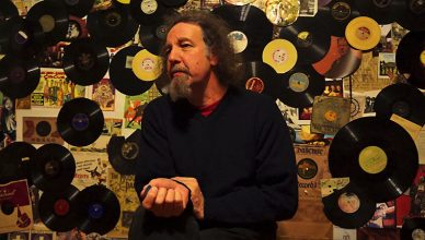 Watch Sir Richard Bishop talk about his guitar and his new album, Tangier Sessions