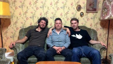 The Antikaroshi's 'Interlinear' video playing at New Noise; Fourth LP by German post-rock trio out now via Exile On Mainstream