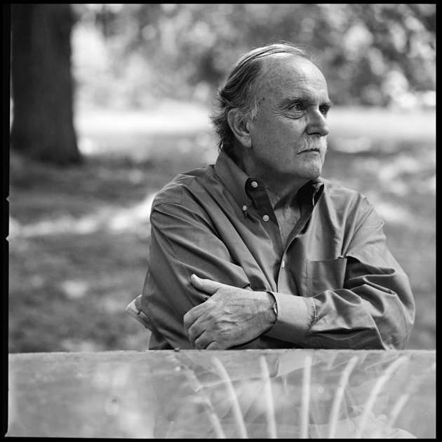 Alvin Lucier (photo credit: Amanda Lucier)