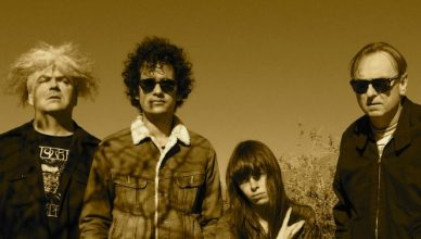 Crystal Fairy: Members of the Melvins, At The Drive-In & Le Butcherettes form new band; Self-titled debut album incoming via Ipecac