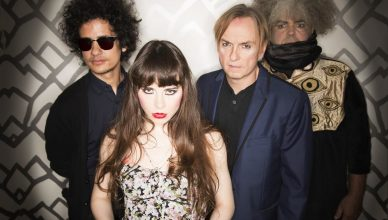 Crystal Fairy (members of Le Butcherettes, Melvins and At The Drive-In) detail new album and announce debut live shows, preorders now live