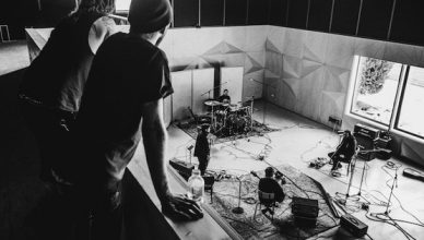 AMENRA in the studio recording Mass VI, European acoustic tour on the horizon
