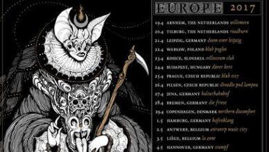 Alaric: Dark punk collective's European tour on the horizon; Watch the tour trailer