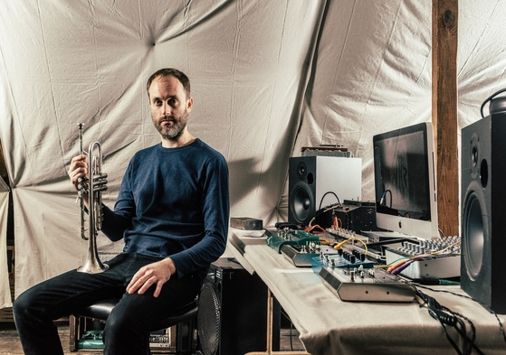 Justin Walter shares the title track from his second album Unseen Forces (Kranky, 21 April)