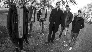 """Hey Colossus share sharp-edged new video for """"Englishman"""" from The Guillotine (Rocket Recordings, 2 June)"""