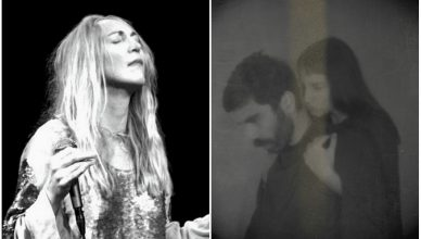 Listen to the Jarboe & Father Murphy EP, released today via Consouling Sounds, live shows underway