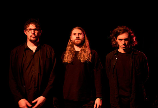 Ghold launch their new album Stoic at Crypt Of The Wizard, and as main support for Big Business, album now streaming