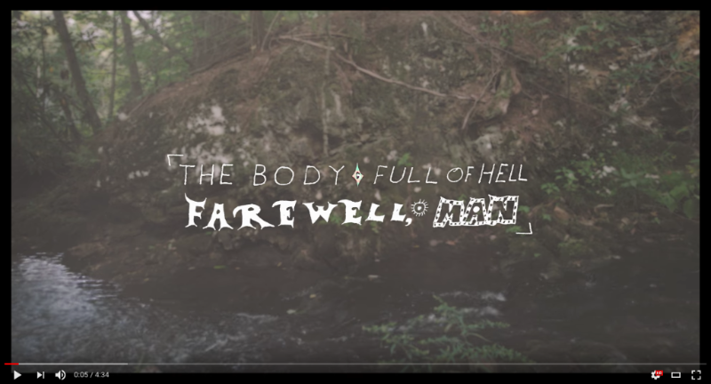 The Body And Full Of Hell reveal a new video for their song,