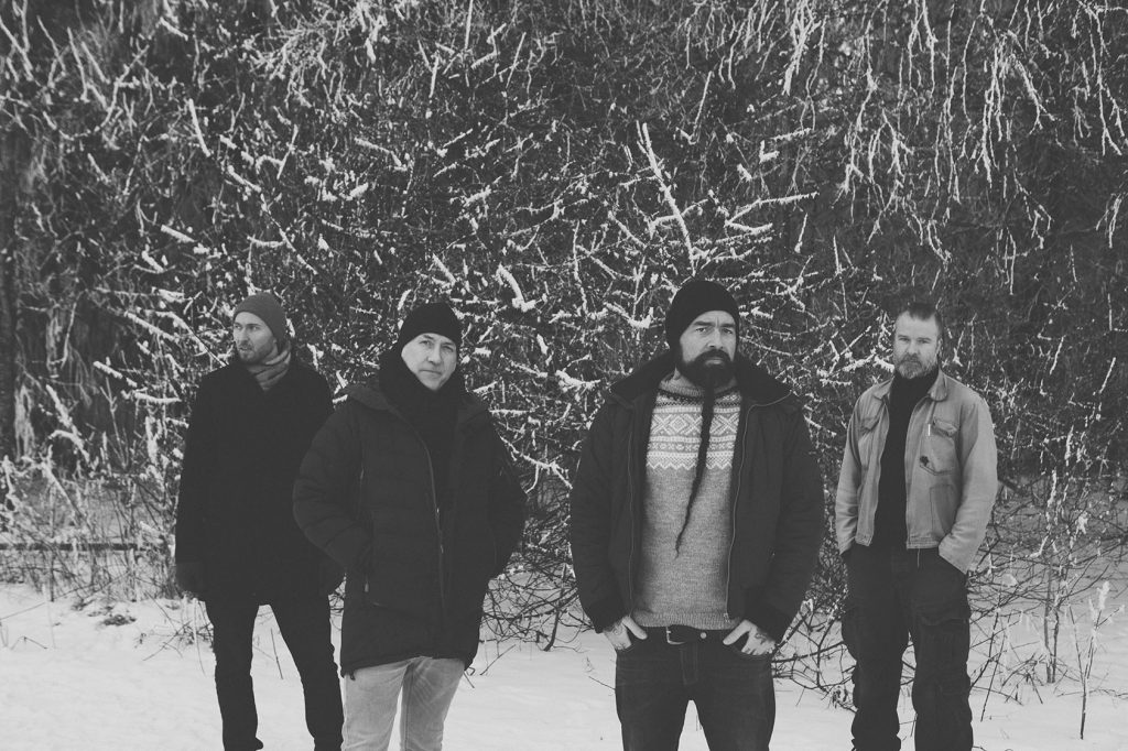 Ulver surprise release a new EP Sic Transit Gloria Mundi; The Assassination Of Julius Caesar European tour dates are incoming, with special guest Stian Westerhus
