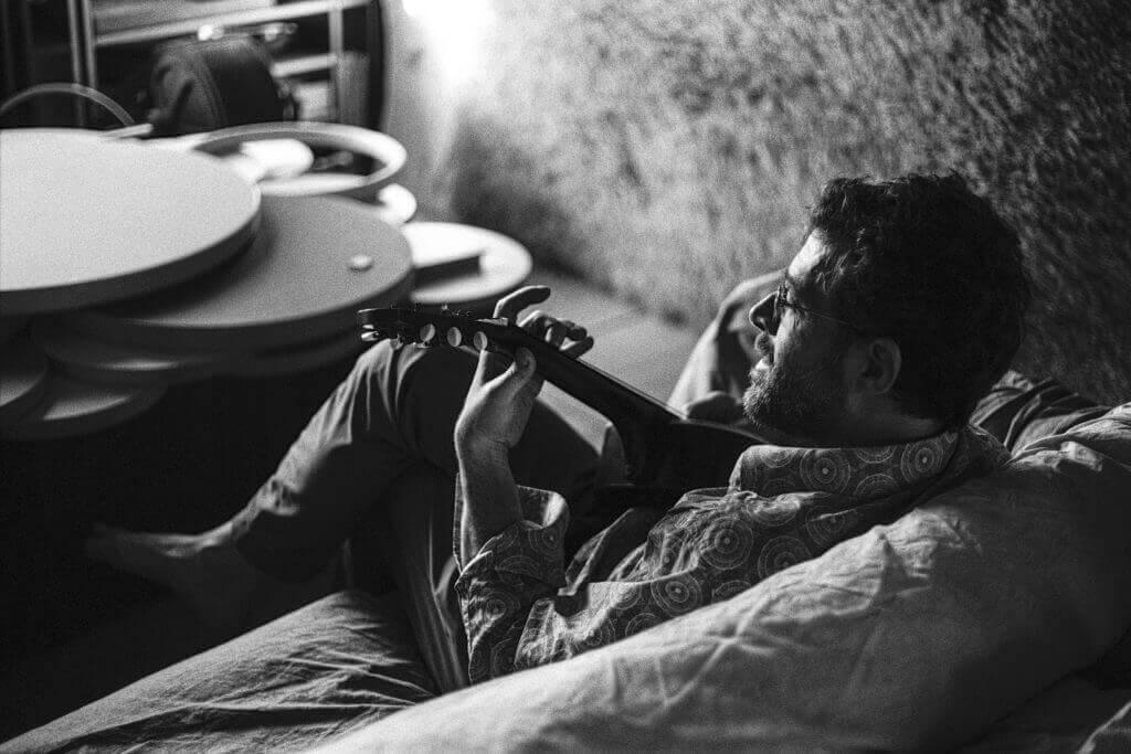 Eric Chenaux announces the new album Slowly Paradise