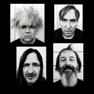 The Melvins stream the new song