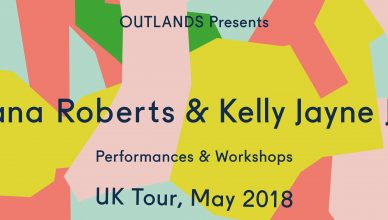 OUTLANDS presents Matana Roberts & Kelly Jayne Jones; a new live collaboration between to take place across the UK in May