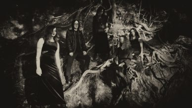 Artemisia Records (the label run by Wolves In The Throne Room) announce the debut album by Vouna