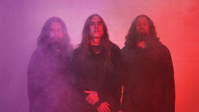 "SUNN O))) Announce their ""LET THERE BE DRONE (MULTIPLE GAINS STAGES)"" European tour March 2019"