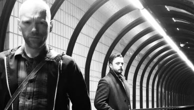 London based guitar duo Markers to release their debut album, Heaven in the Dark Earth in Feb 2019
