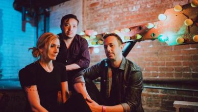 """Spotlights share the new track """"Kiss The Ring"""" (featuring Allen Epley of The Life and Times)"""