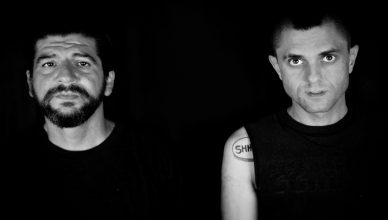 Ipecac Recordings to release punk/hip hop duo Planet B's self-titled debut album