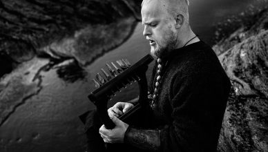 Wardruna release the jaw-dropping new acoustic album, Skald out today on By Norse