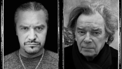 "Mike Patton (Faith No More, Mondo Cane) and renowned French composer Jean-Claude Vannier, set to release stunning album ""Corpse Flower"""