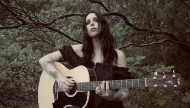 "Chelsea Wolfe debuts new single + video ""American Darkness"" from the new album Birth Of Violence"