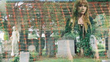 """Pharmakon shares new single """"Spit It Out"""", new album Devour out August 30th on Sacred Bones"""