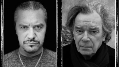 "Mike Patton and French composer Jean-Claude Vannier share the track ""Browning"" ahead of the incoming album release"