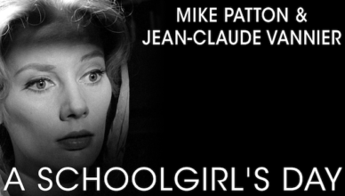 "Mike Patton & Jean-Claude Vannier debut ""A Schoolgirl's Day"" video"
