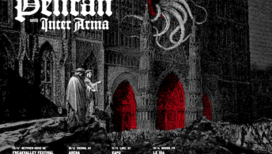 Pelican announce European tour dates with Inter Arma, including festival appearances