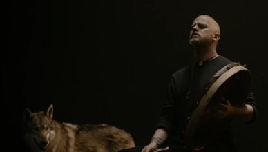Preview new music from Wardruna's forthcoming album via the video for Grá, an ode to the wolf