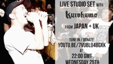 Friendship x Kurokuma special streaming event Wed Mar 25th at 22:00 GMT
