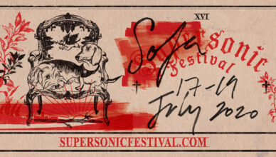 Supersonic Festival present: Sofa Sonic, 17th-19th July, including music, reading, talks, films, workshops, and participatory activities