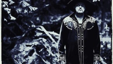 "Alain Johannes releases ""Hallowed Bones"" video from forthcoming album, Hum (July 31st, Ipecac Recordings)"