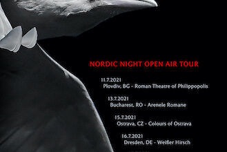 "Wardruna announce ""Nordic Nights Summer Open Air Tour"" in 2021"