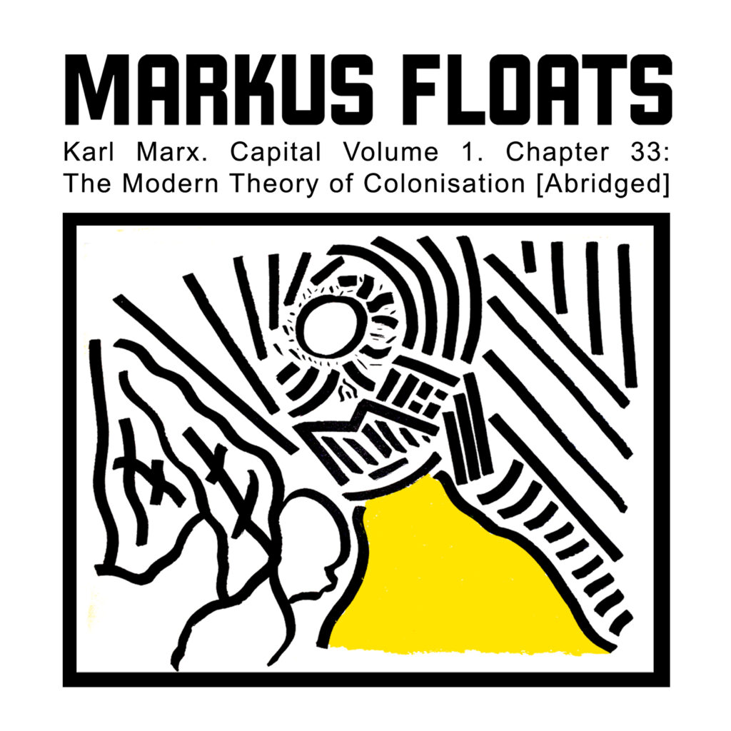 Markusfloats Constellationsinglecover