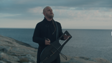 Wardruna release an awe-inspiring video for the title track from Kvitravn, upcoming on 22nd Jan 2021