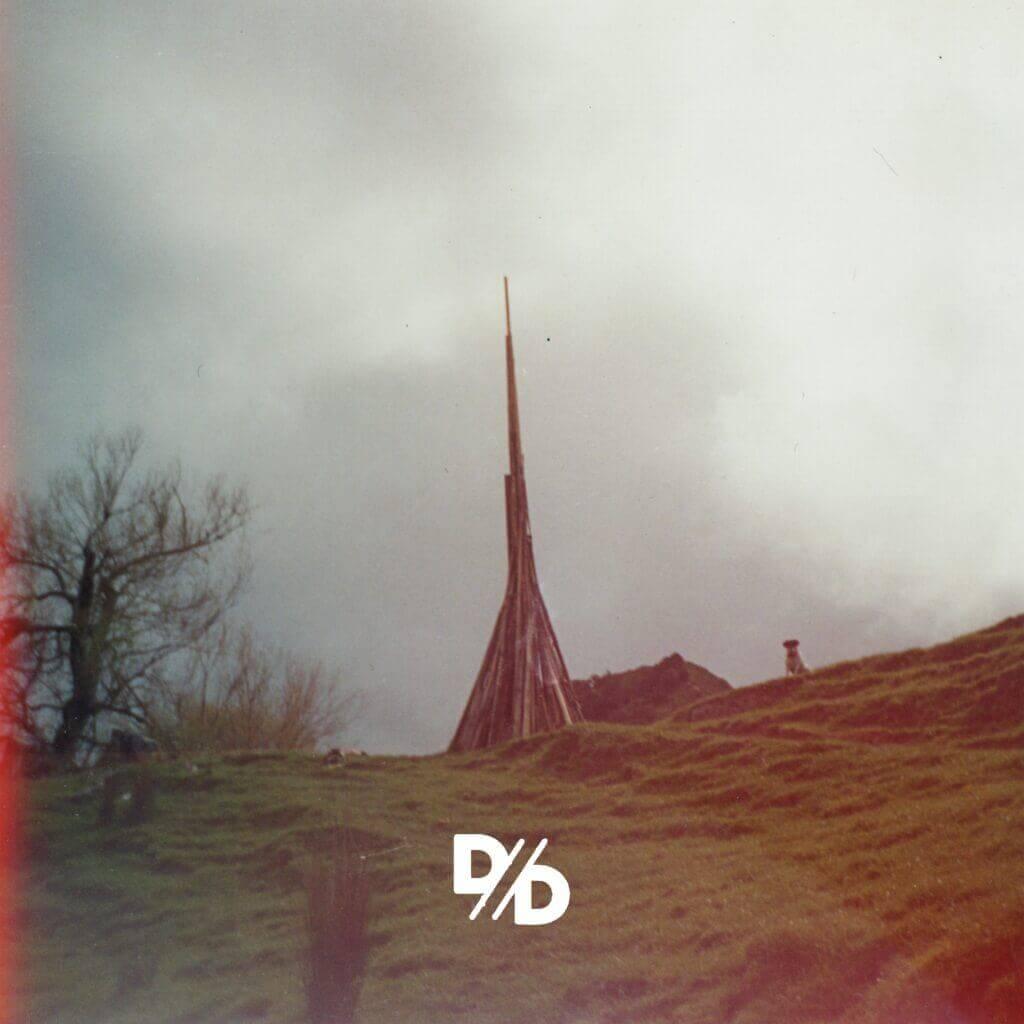Divide And Dissolve Gas Lit Album Cover 1