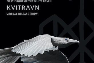 "Wardruna announce virtual release show ""First Flight Of The White Raven"" airing March 26th 2021"