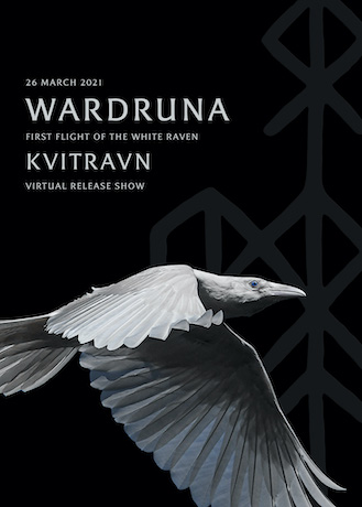 2021 Kvitravn Virtual Release Show Poster Web V1 1 Lo Res