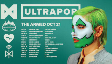 The Armed announce new album ULTRAPOP for April 16th via Sargent House
